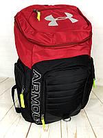 Мужской качественный рюкзак Under Armour.Спортивный рюкзак. Дорожный рюкзак РК20-1, фото 1