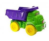 Детский набор для игр в песочнице , набор песочный  №3 013575 (Салатовый/Фиолетовый)