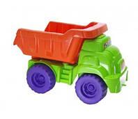 Детский набор для игр в песочнице , набор песочный  №3 013575 (Салатовый/Оранжевый)