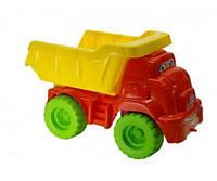 Детский набор для игр в песочнице , набор песочный  №3 013575 (Оранжевый/Желтый)