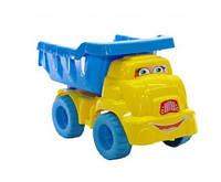 Детский набор для игр в песочнице , набор песочный  №3 013575 (Желтый/Голубой)
