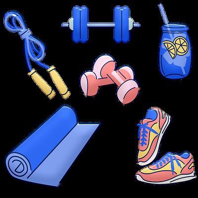 Товари для відпочинку та спорту