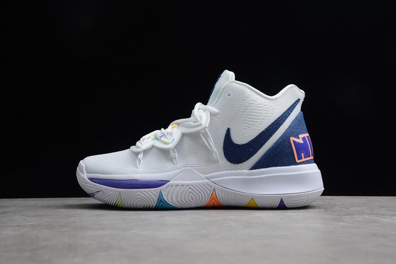 Кроссовки мужские Nike Kyrie 5  / KRV-003 (Реплика)