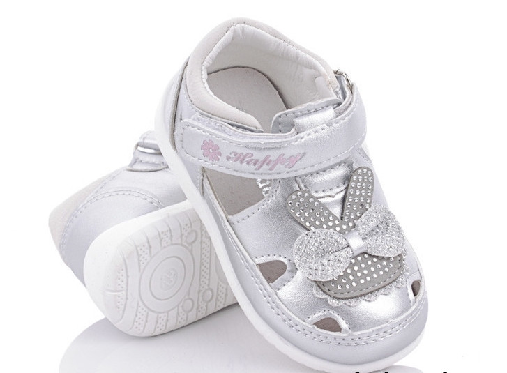 Летние туфельки для девочки размер 26- 15.5см
