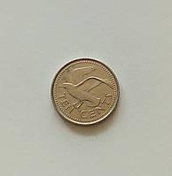 10 центов Барбадос 2005 г., фото 1