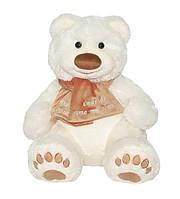 Мягкая игрушка Медведь Мемедик (белый)