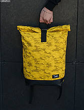 Рюкзак Staff 33L rol yellow camo2