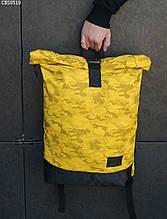 Рюкзак Staff 33L rol yellow camo