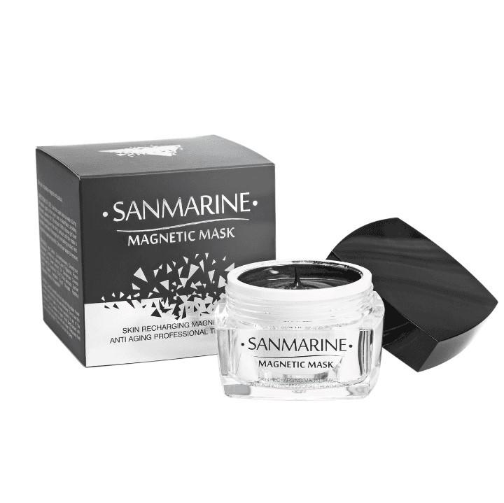 Магнитная антивозрастная маска для лица Sanmarine Paradox Magnetic Mask