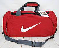 Маленькая спортивная сумка NIKE  Сумка Найк. КСС10-1