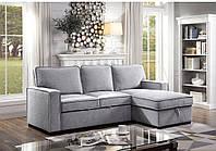 """Угловой диван со спальным местом """"Поло"""""""