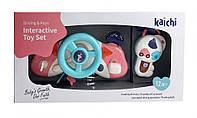 Музыкальная игрушка Автотренажер для малышей  K999-120B