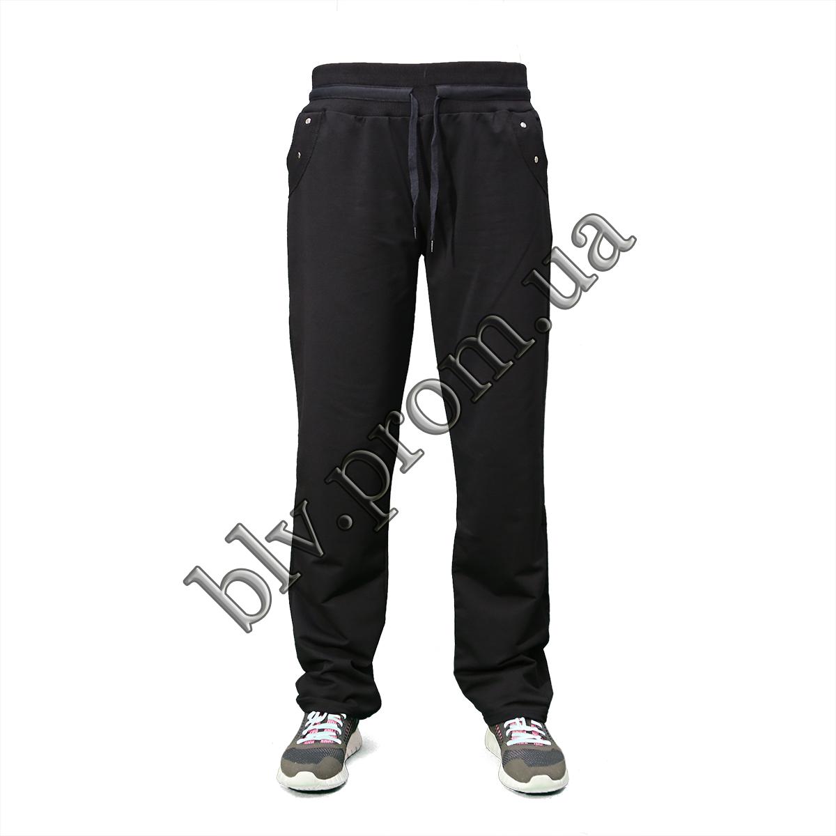 Женские брюки спортивные оптом от производителя пр-во Турция KD764 Dark blue
