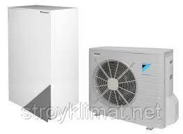 Тепловые насосы Daikin Altherma EHBX08CB9W / ERLQ006CV3, фото 2
