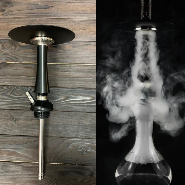 Hookah Review Voodoo smoke down