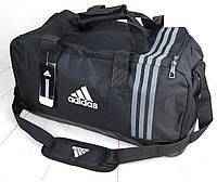 Спортивная сумка Adidas. Сумка для тренировок , в спортзал. Дорожная сумка.КСС62-2