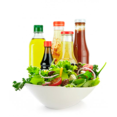 Соуси для салатів
