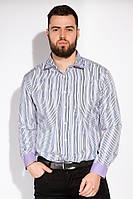 Сорочка 120PAR205-3 (Біло-фіолетовий)