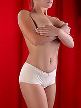 Трусы женские Diorella 60277 оптом, цвет Бежевый