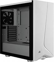Корпус Corsair Carbide SPEC-06 Tempered Glass White (CC-9011145-WW) без БП