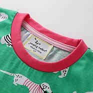 Платье для девочки Собачки Jumping Meters, фото 2