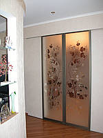 Алюминиевая раздвижная двери не дорого