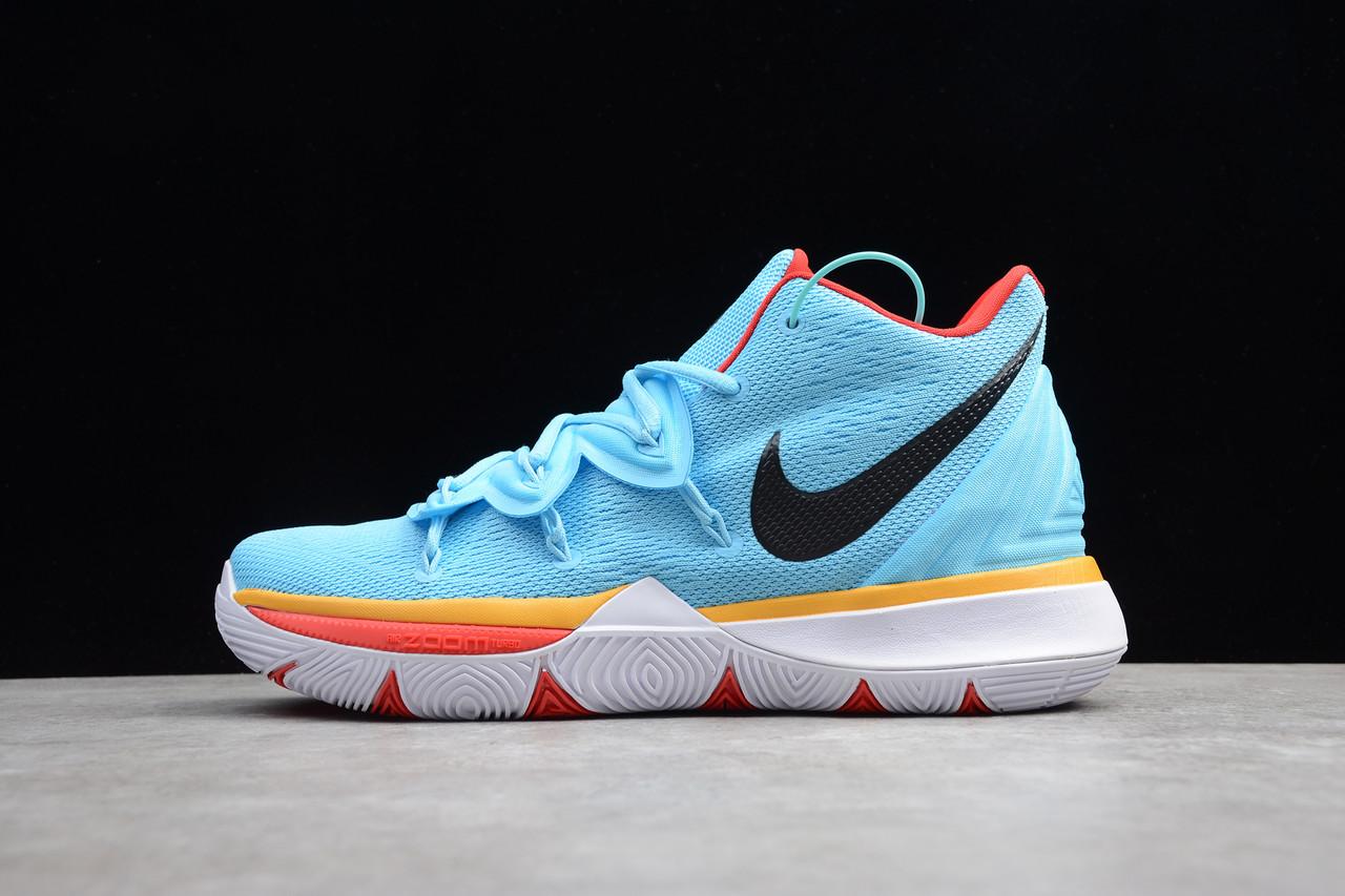 Кроссовки мужские Nike Kyrie 5  / KRV-025 (Реплика)