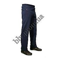 Теплые мужские брюки байка пр-во Турция KD1019 Indigo