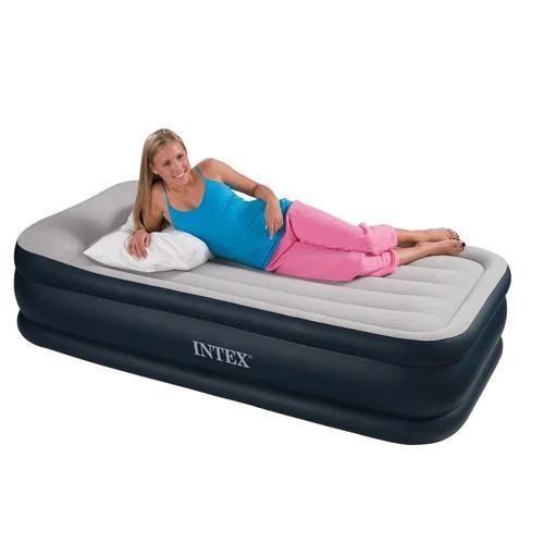 Надувная кровать Intex 67732 односпальная 99 см х 191 см х 47 см