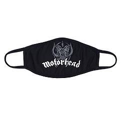 Маска многоразовая Motorhead (лого) (rw)