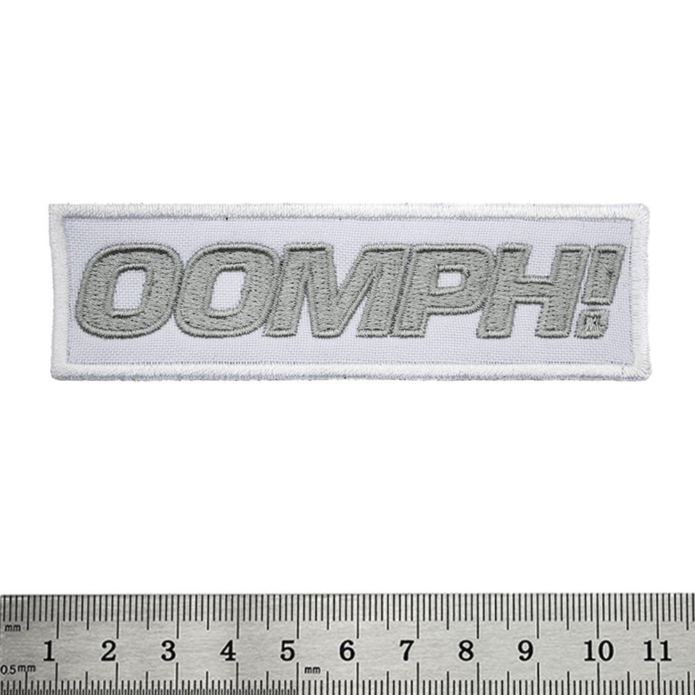 Нашивка OOMPH! (logo) (PS-034) 100х30 мм.