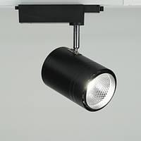 Трековый светодиодный светильник Feron AL104 50w (чёрный), фото 1