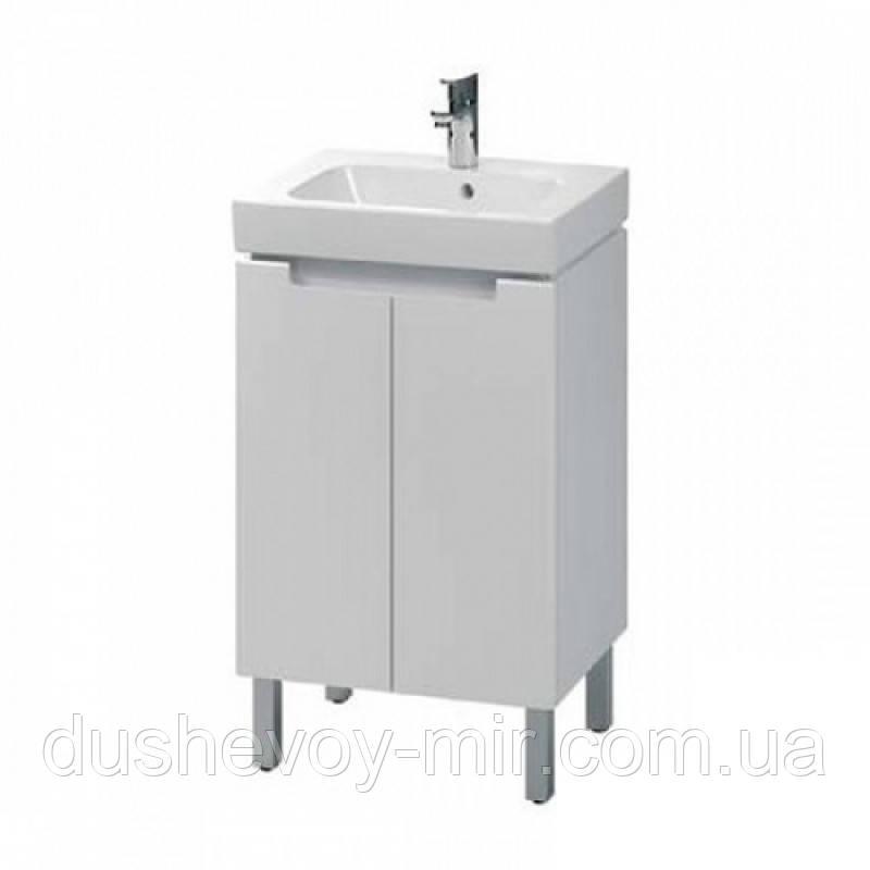 KOLO MODO комплект:шкафчик под умывальник 50 см+умывальник мебельный 50 см,белый L39001000