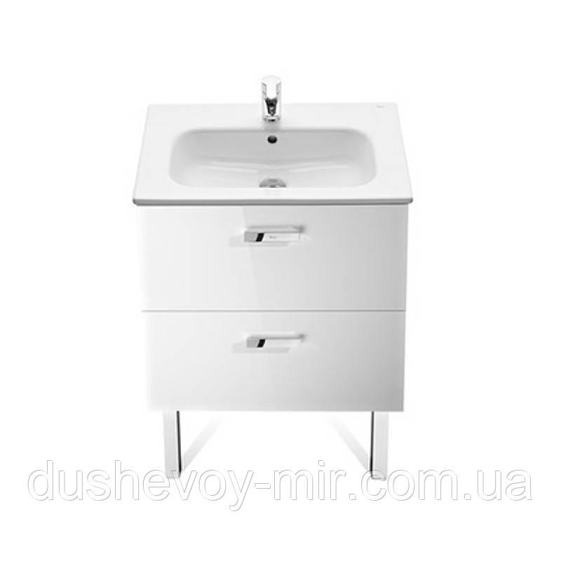 ROCA VICTORIA шкафчик с умывальником 60 см,белый A855854806