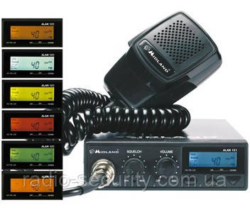Радиостанция автомобильная Alan 121 multi