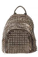 Рюкзак женский 120PVAL1311 (Серебро)
