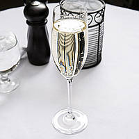 """Набор стеклянных бокалов шампань-флюте Arcoroc C&S """"Cabernet"""" 240 мл (D0796)"""