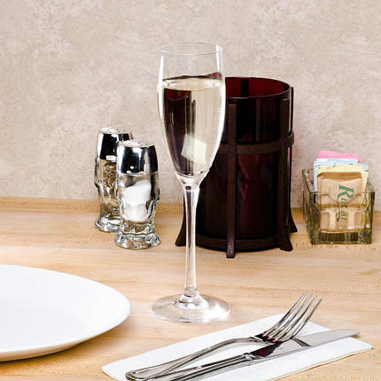 "Набор шампанских бокалов Arcoroc Chef & Sommelier ""Cabernet"" 160 мл (48024), фото 2"
