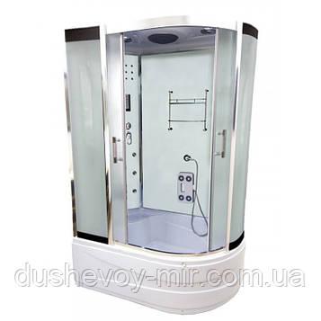 Душевой бокс ATLANTIS AKL-1315 XL L 130х85х220