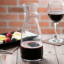 Декантер стеклянный для вина Arcoroc Fluid 1л L3965, фото 3