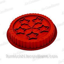 Силіконова форма для випічки Happy Flex TartPan (Ø280, h=30 мм), HF01054