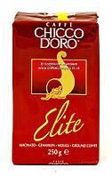 Кофе молотый Chicco d'Oro Elite 250г