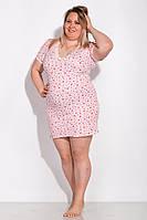 Ночная сорочка женская 107P7-3 (Розовый), фото 1