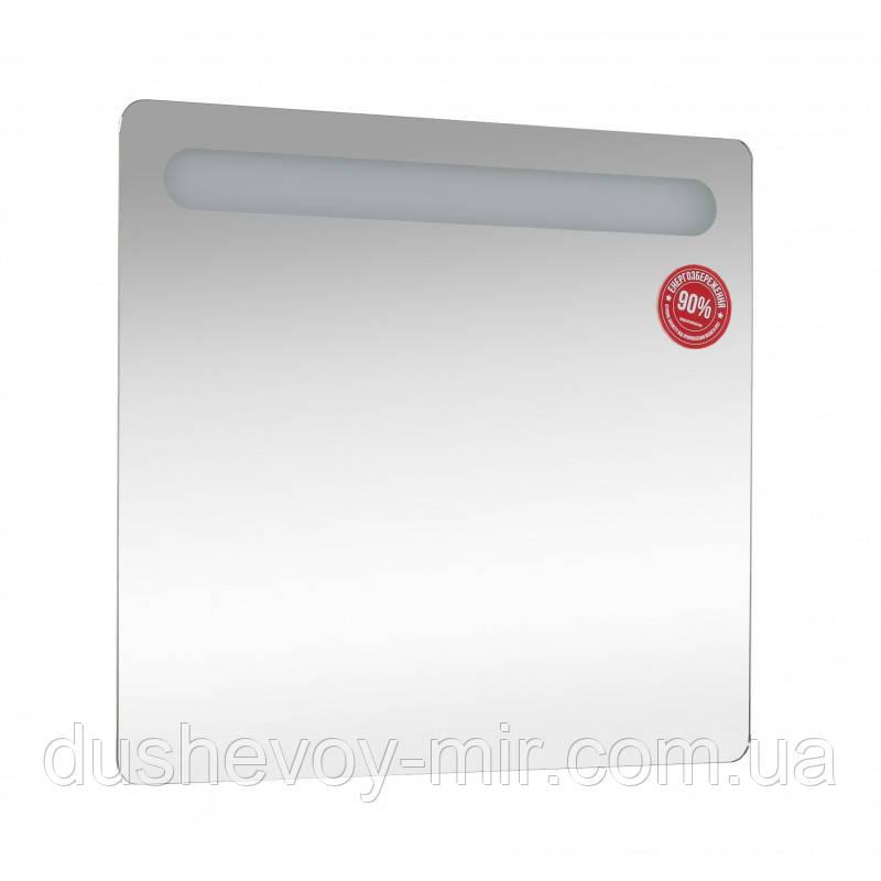 Зеркало Гамма 80 см с LED подсветкой