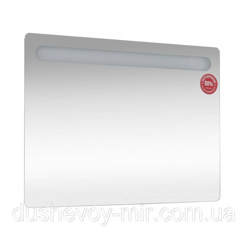 Зеркало Гамма 100 см с LED подсветкой