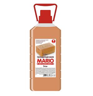 """3л. Хозяйственное жидкое мыло """"Марио"""""""