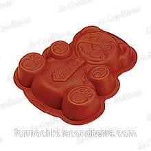 Силіконова форма для випічки Happy Flex LittleBearPan (260x200, h=55 мм), HF01280