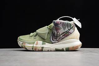 Кроссовки мужские Nike Kyrie 6 / KRV-052 (Реплика)