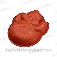 Силіконова форма для випічки Happy Flex ChickPan (220x285, h=45 мм), HF01294
