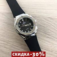 Мужские наручные часы Big Bang Small 888788 Silver-Black